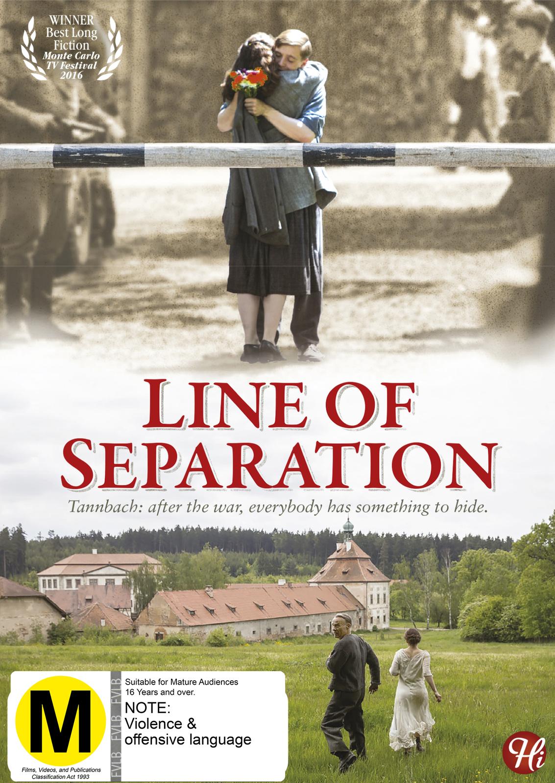 Line Of Separation on DVD image