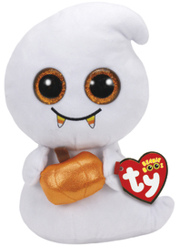 Ty Beanie Boo's: Scream Ghost - Medium Plush