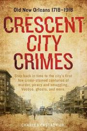 Crescent City Crimes by Charles Cassady image