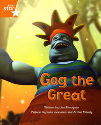 Fantastic Forest Orange Level Fiction: Gog the Great by Lisa Thompson image