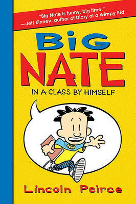 Big Nate: In a Class by Himself by Lincoln Peirce image