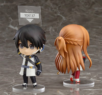 Sword Art Online: Nendoroid Kirito (Ordinal Scale Ver.) - Articulated Figure image
