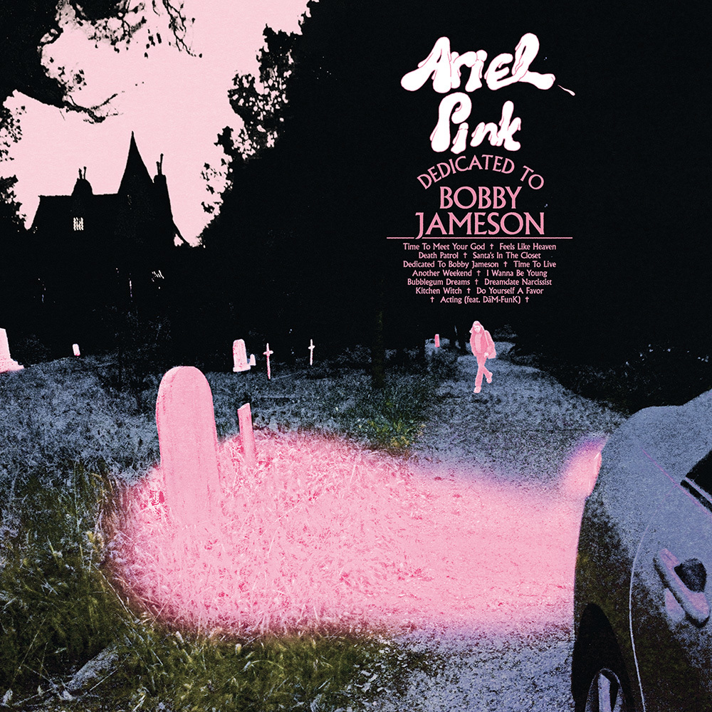 "Dedicated To Bobby Jameson (2x12"") by Ariel Pink image"