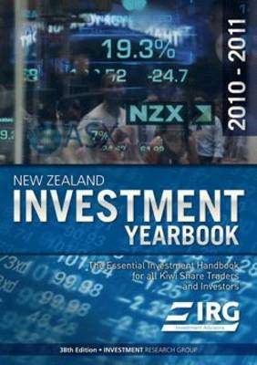 2011-2012 New Zealand Investment Yearbook image