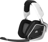 Corsair Void PRO RGB Wireless Gaming Headset (White) for PC