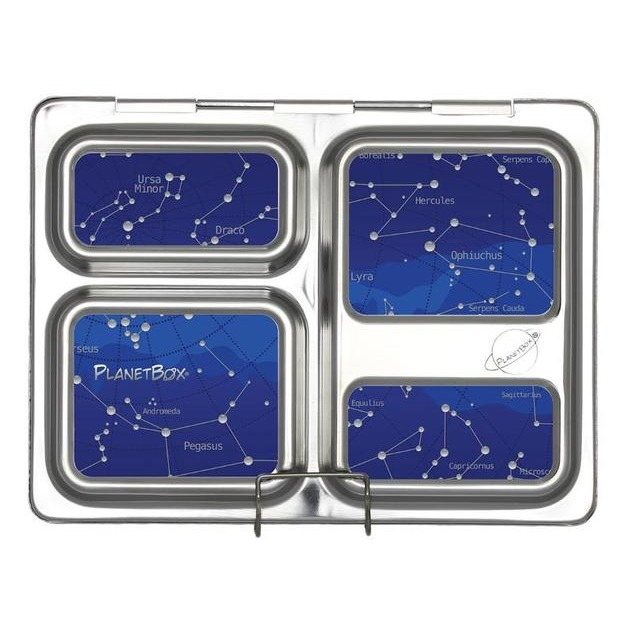 PlanetBox - Launch Magnets (Star Map)