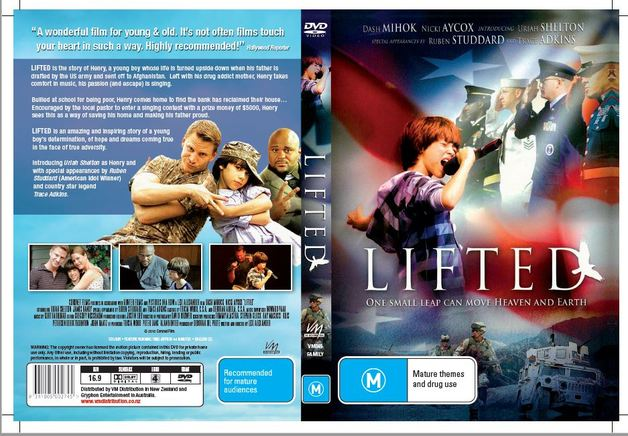 Lifted on DVD
