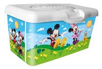 Huggies Baby Wipes Pop-Up Tub - Fragrance Free (80 Wipes) image