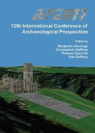 AP2017: 12th International Conference of Archaeological Prospection