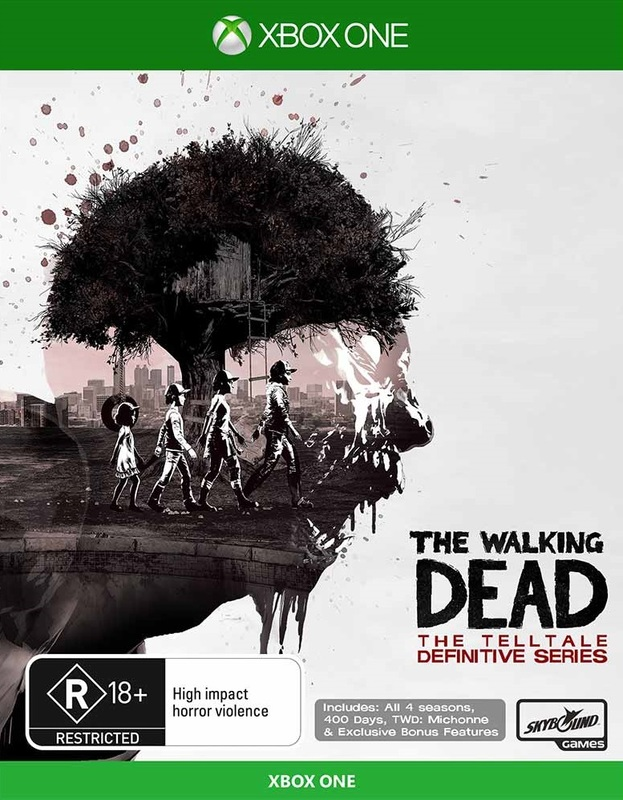 The Walking Dead: The Telltale Definitive Series for Xbox One