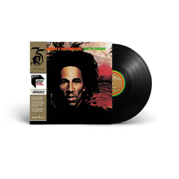 Natty Dread (Half Speed) by Bob Marley & The Wailers