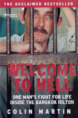 Welcome To Hell by Colin R. Martin image