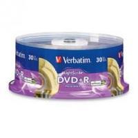 Verbatim DVD+R 4.7GB 30Pk Spindle Lightscribe 16x image