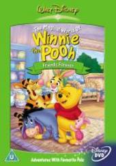 Winnie the Pooh - Volume 5 : Friends Forever on DVD