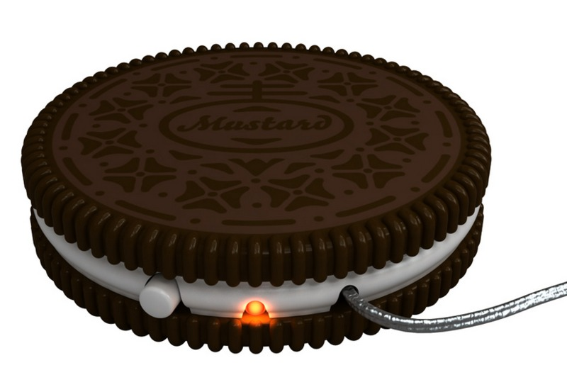 Hot Cookie USB Cup Warmer - by Mustard image