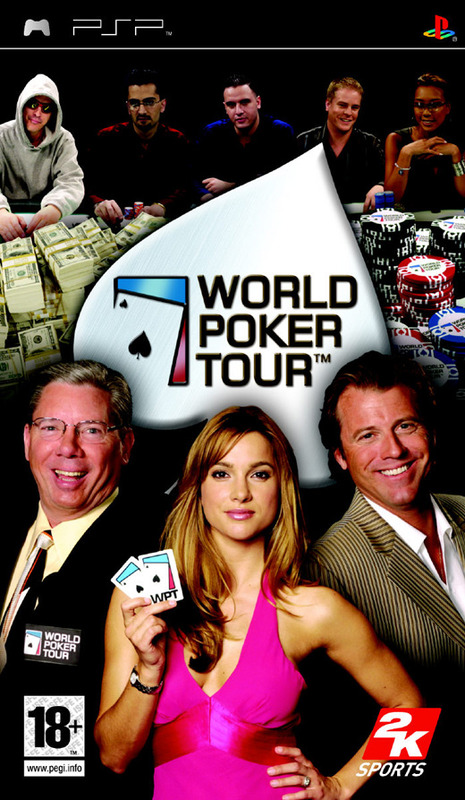 World Poker Tour 2K6 for PSP