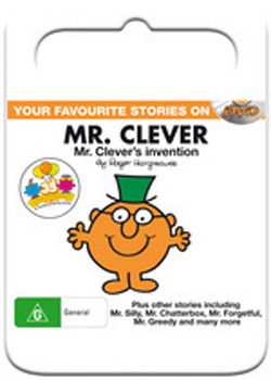 Mr Men & Little Miss: Mr Clever's Invention on DVD