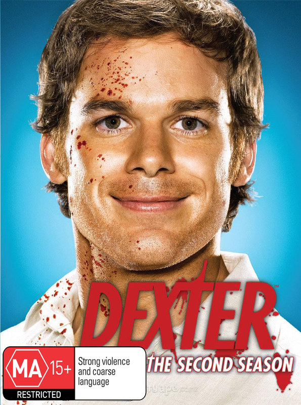 Dexter - The Second Season on DVD
