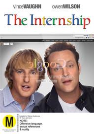 The Internship on DVD