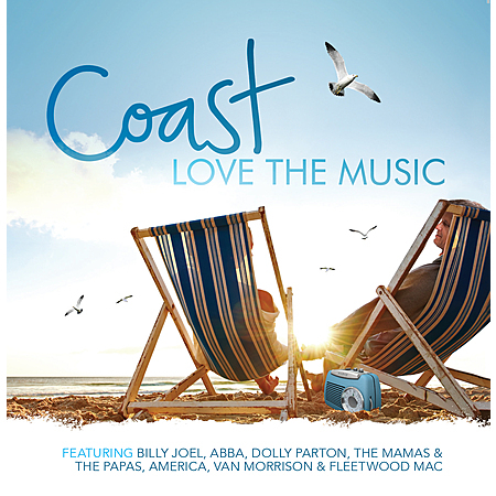 Coast – Love The Music by Various Artists image