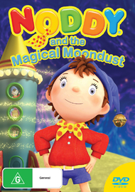 Noddy And The Magical Moondust on DVD