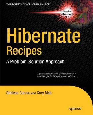 Hibernate Recipes by Gary Mak image