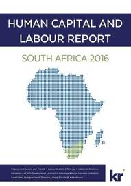 Human Capital and Labour Report by Wilhelm Crous
