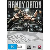 WWE: Randy Orton - Rko Outta Nowhere on DVD