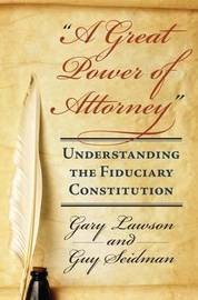 A Great Power of Attorney by Gary Lawson