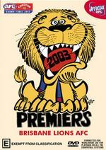 2003 Brisbane Premiers on DVD