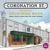 Coronation Street: The Official Colouring Book by Glenda Young