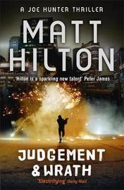 Judgement and Wrath by Matt Hilton image