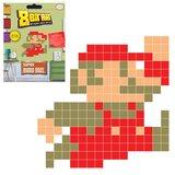 Mario Jumping 8-Bit Art - Sticky Note Art Kit