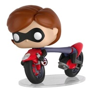 Incredibles 2 - Elastigirl & Cycle Pop! Ride