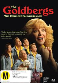 The Goldbergs: Season 4 on DVD