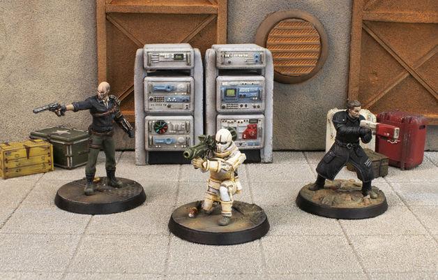 Fallout: Wasteland Warfare Covert Operations