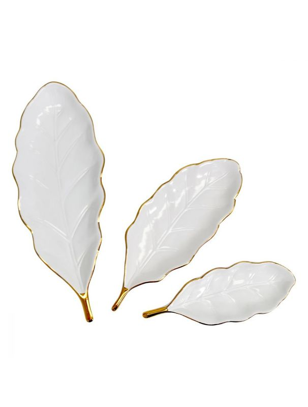 Splosh: Tranquil Feather Tray Set