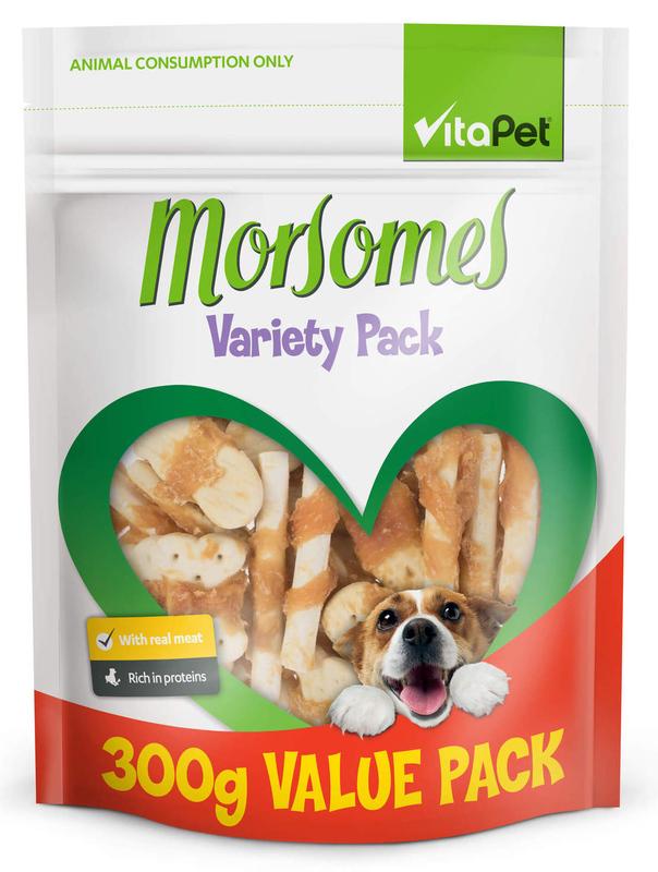 Vitapet: Morsomes Variety Pack (300g)