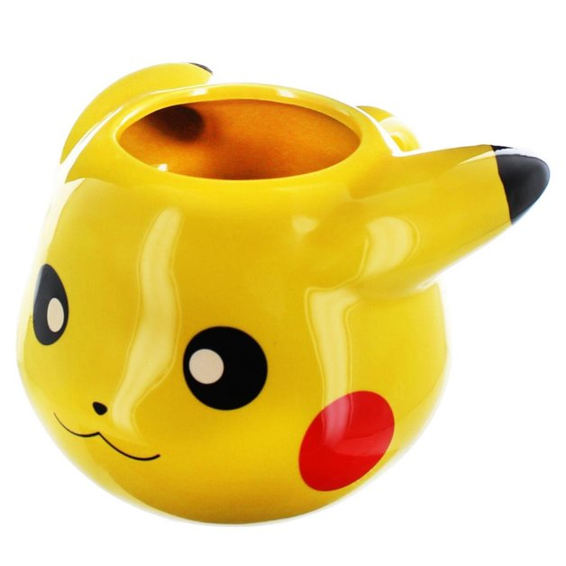 Pokemon: 3D Mug Pikachu