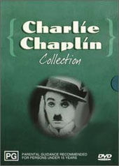 Charles Chaplin Collection (2 DVDs) on DVD