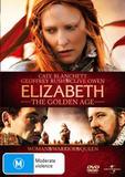 Elizabeth - The Golden Age DVD