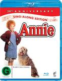 Annie (30th Anniversary Sing-Along Edition) on Blu-ray