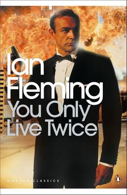 You Only Live Twice by Ian Fleming image