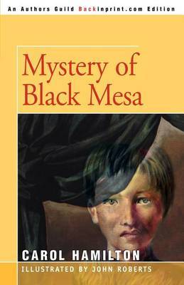Mystery of Black Mesa by Carol J. Hamilton image