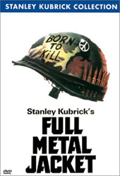 Full Metal Jacket on DVD