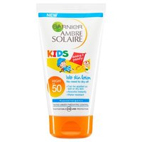 Garnier Ambre Solaire Kids Easy Peasy Wet Skin SPF50 Lotion (150ml)