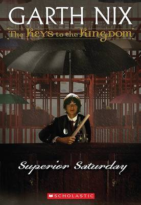 Superior Saturday by Garth Nix image