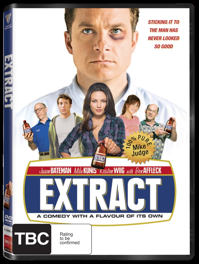 Extract on DVD image