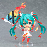 Vocaloid: Nendroid Racing Miku (2016 Ver.) - Articulated Figure