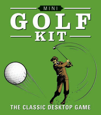 Mini Golf Kit by Perseus